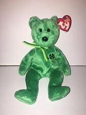 2002 Retired Dublin Perfect Condition Beanie Baby with original tag a MUST HAVE