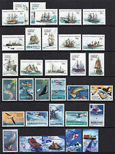 Australian Antarctic Territory - 3 sets of decimal stamps & 1 minisheet - MNH