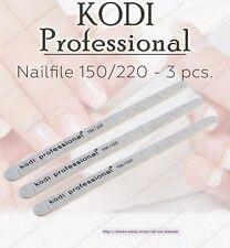 NEW Kodi professional Nailfile Drop 150/220 for natural nails