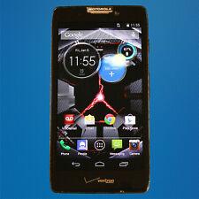 Fair Motorola Droid Razr Maxx Hd Xt926 32Gb Black (Verizon) Smartphone Free Ship