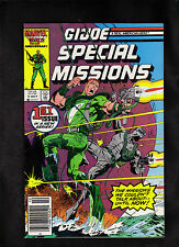 G I JOE SPECIAL MISSIONS #1   FINE 1986  MARVEL (FREE SHIPPING ON $15 ORDER!)