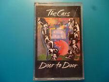 """THE CARS  """" DOOR TO DOOR """"  CASSETTE"""