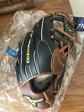 "Mizuno 11.75"" Classic Pro Soft Series Infield Baseball Glove, Right Hand Throw"