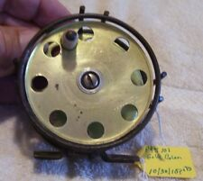 Vintage P&K 101 Fly Reel 11/18/18pots Good Clicker Yellow