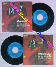 LP 45 7'' JEANNE MAS On the moon It's all up to you 1978 italy RCA cd mc dvd*vhs