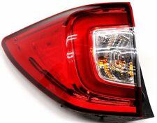 OEM Honda Pilot Left Driver Side Halogen Tail Lamp 33550-TG7-A110