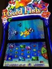 WMS BB3 BLADE GOLD FISH 3 SLOT MACHINE TOPPER With BRACKET