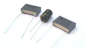 BBC MICRO MODEL A & B POWER SUPPLY REPAIR CAPACITORS