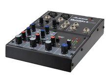 Alesis Multimix 4 USB Four-channel PA Mixer