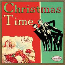 Weihnachtszeit CD Vintage Zusammenstellungen/Frank Sinatra, Nat King Cole, vier Asse