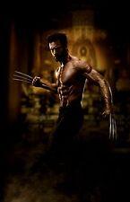 """Wolverine movie poster (d) : 11"""" x 17"""" : Hugh Jackman, Wolverine poster, X-Men"""