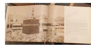Mecca Makkah Medina Kaaba 1800s - 1900s OTTOMAN PALACE ROYALTY PRINT Photo BOOK
