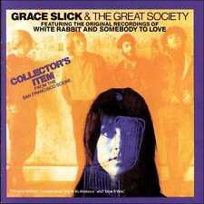 GRACE SLICK : GRACE SLICK & THE GREAT SOCIETY (CD) sealed
