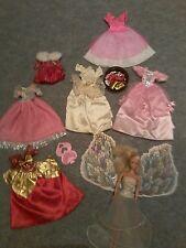 Barbie PUPPE 👱MARIPOSA mit viel Zubehör☺TOP