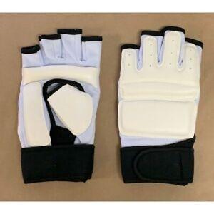 Taekwondo TKD Hand Protector Guard WTF-Style Open Finger