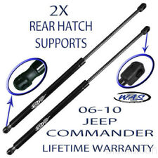 2 Rear Hatch Door Liftgate Lift Supports Strut Rod Arm For 06-10 Jeep Commander