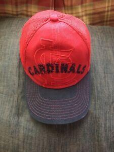 New Era St.Louis Cardinals Youth Mesh Hat