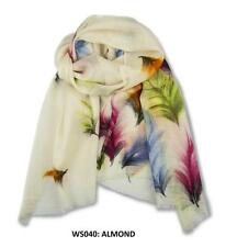Ozwear UGG WS040 The Hand Painted Merino Wool Scarf 1830 X 640 mm New Gift