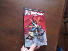 PETIT FORMAT BD COMICS DC SAGA PRESENTE BATMAN 1 vendetta urban  2014