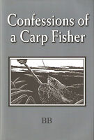 WATKINS-PITCHFORD DENYS BB BOOK THE CONFESSIONS OF A CARP FISHER hardback NEW