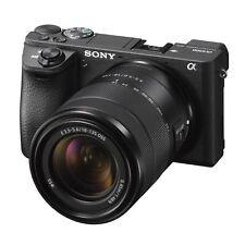 Sony A6500 w/18-135mm Zoom Lens Bundle (Black) *NEW* *IN STOCK* *SONY USA*