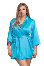 af7ffc2f07 Satin Plus Size Sleepwear   Robes for Women