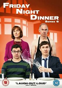 FRIDAY NIGHT DINNER Season Six (Region 4) DVD The Complete Sixth Series 6
