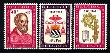 BELGIUM - BELGIO - 1961 - 4° centenario dell'arcivescovo di Malines