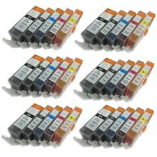 30 Pack PGI-220 CLI-221 Ink Cartridge for Canon PIXMA MP560 MP620 MP640