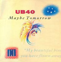 "UB40 Maybe Tomorrow 1987 UK 12"" Vinyl Single  EXCELLENT CONDITION"
