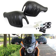 1 Pair Motorcycle Motorbike Wind Deflector Handguard Hand Guard Protector Shield