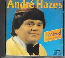 ANDRE HAZES - 'n vriend CD Album 10TR (EMI) 1980/198? Holland RARE!
