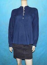 blouse chemise tunique BELAIR Taille 2 modèle cabotage 100% coton EXCELLENT ETAT