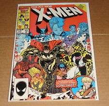 Uncanny X-Men Annual #10 1st Appearance X-Babies & Longshot Chris Claremont