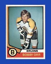1974-75 Topps Set Break #100 Bobby Orr NR-MINT *GMCARDS*