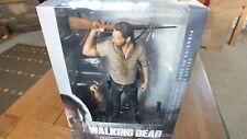 The Walking Dead 10 Inch Rick Grimes Deluxe Action Figure