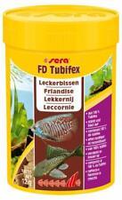 Sera FD Tubifex 100ml golosina rica en proteínas