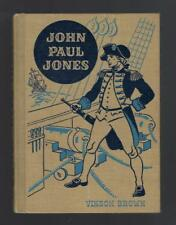 John Paul Jones (American Adventure Series) 1949