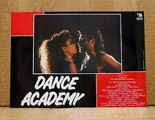 DANCE ACADEMY fotobusta poster Julie Newmar Fields Steve La Chance Musical BV36