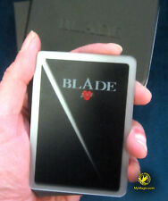 Black BLADE Playing Cards