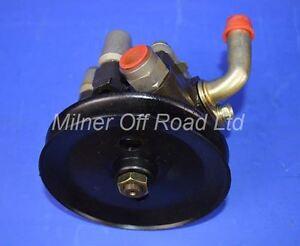 Power Steering Pump for Toyota Hilux Pickup MK4 2.4TD 8/1997-7/2001