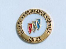 Buick Dealer Employee Assistance Center Pin , Vintage  Auto Pins  , (**)