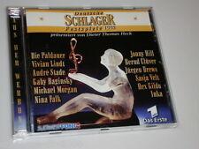 DEUTSCHE SCHLAGER FESTSPIELE 1998 CD MIT VIVIAN LINDT JONNY HILL INKA SASJA VELT
