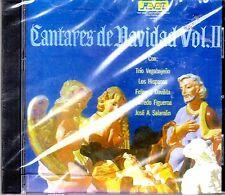 CANTARES DE NAVIDAD- LOS HISPANOS,TRIO VEGABAJEÑO,FELIPE Y DAVILITA -CD