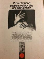 Stop N Grow, Full Page Vintage Print Ad