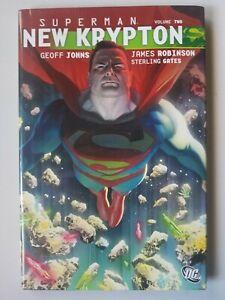 Superman:  New Kripton worlds at war vol.2 HC 2009 vol. 1st printing
