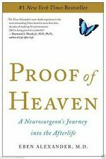 PROOF  OF HEAVEN - by EBEN ALEXANDER, M.D.  -  PAPERBACK - 2012