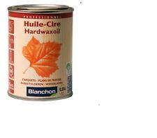 BLANCHON HUILE CIRE CHENE VIUX FRANCE 0.25LT