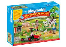 PLAYMOBIL #70189 Farm Advent Calendar NEW 2020 Release!