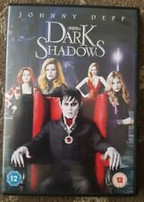 DARK SHADOWS DVD JOHNNY DEPP